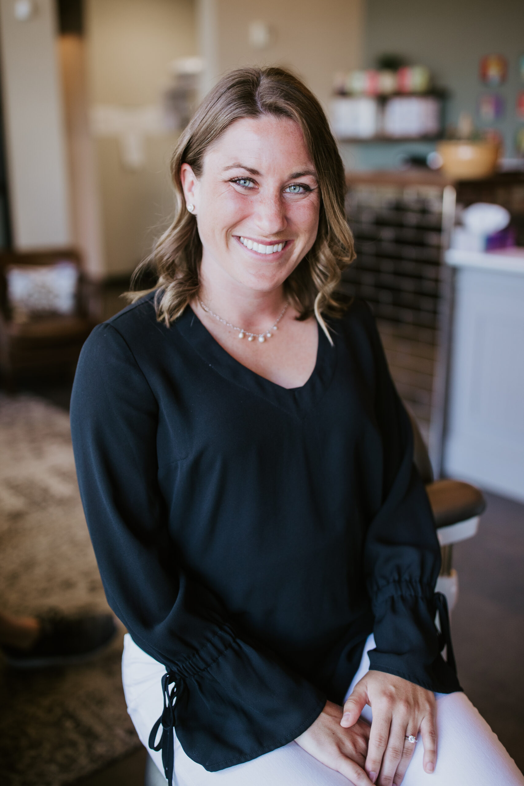 Dr. Hannah Weber