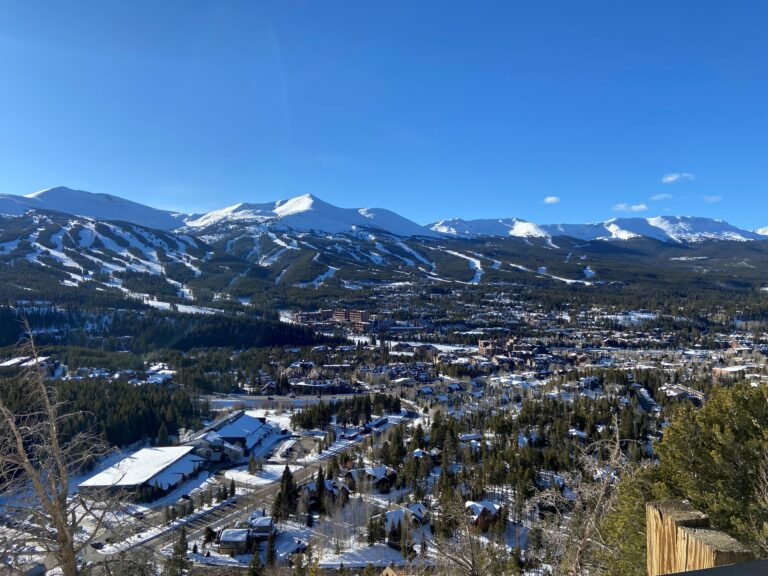 View of Breckenridge