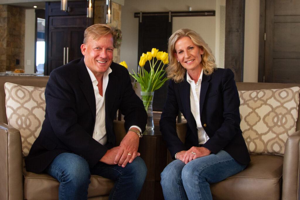 Scott and Anne Lindblom