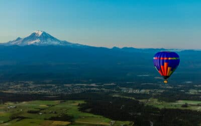 Selecting the best Seattle hot air balloon company