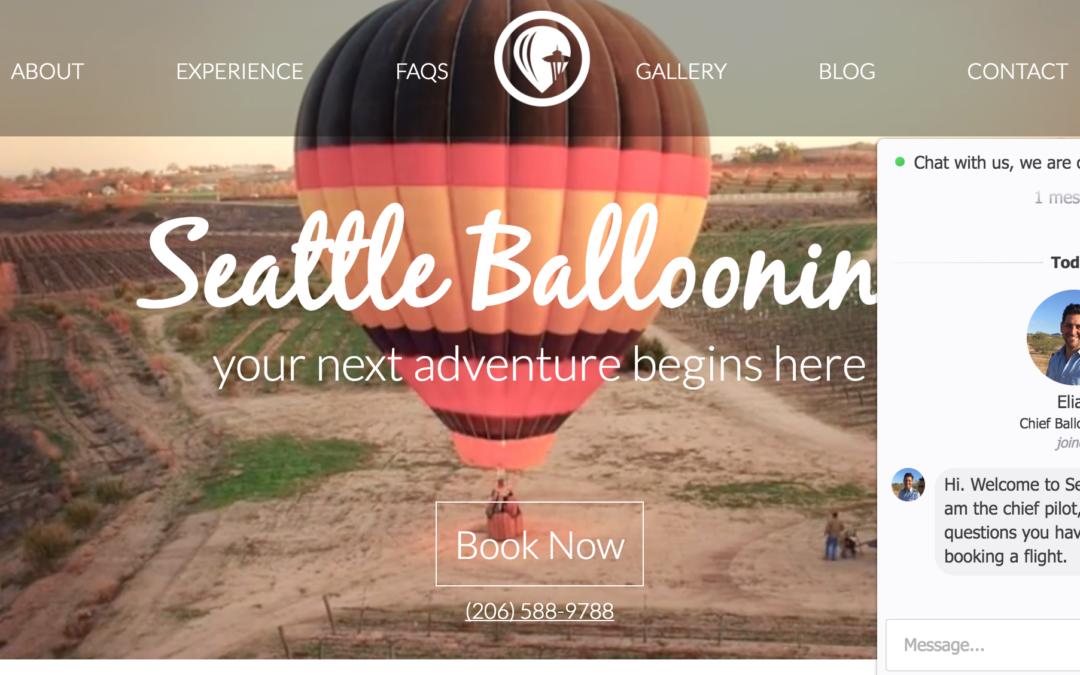 "Ask A Hot Air Balloon Pilot ""LIVE"""