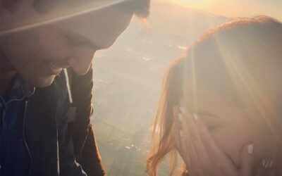 Perfect Engagement: Hot Air Balloon Ride