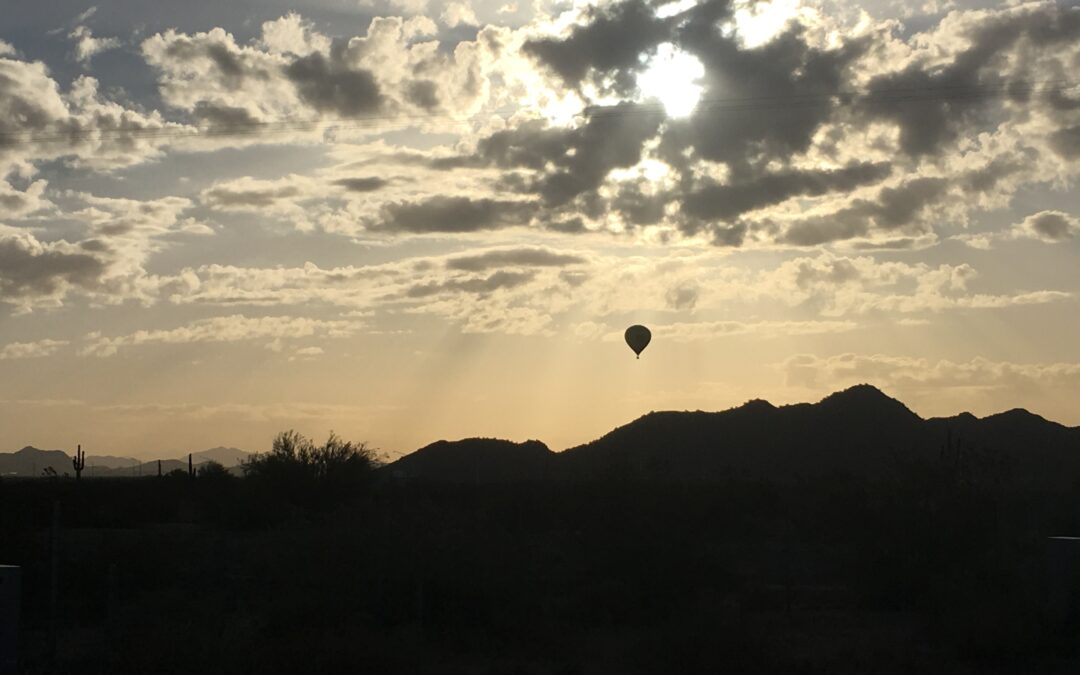 Hot Air Balloon Rides Are In for birthdays And Anniversaries In 2016