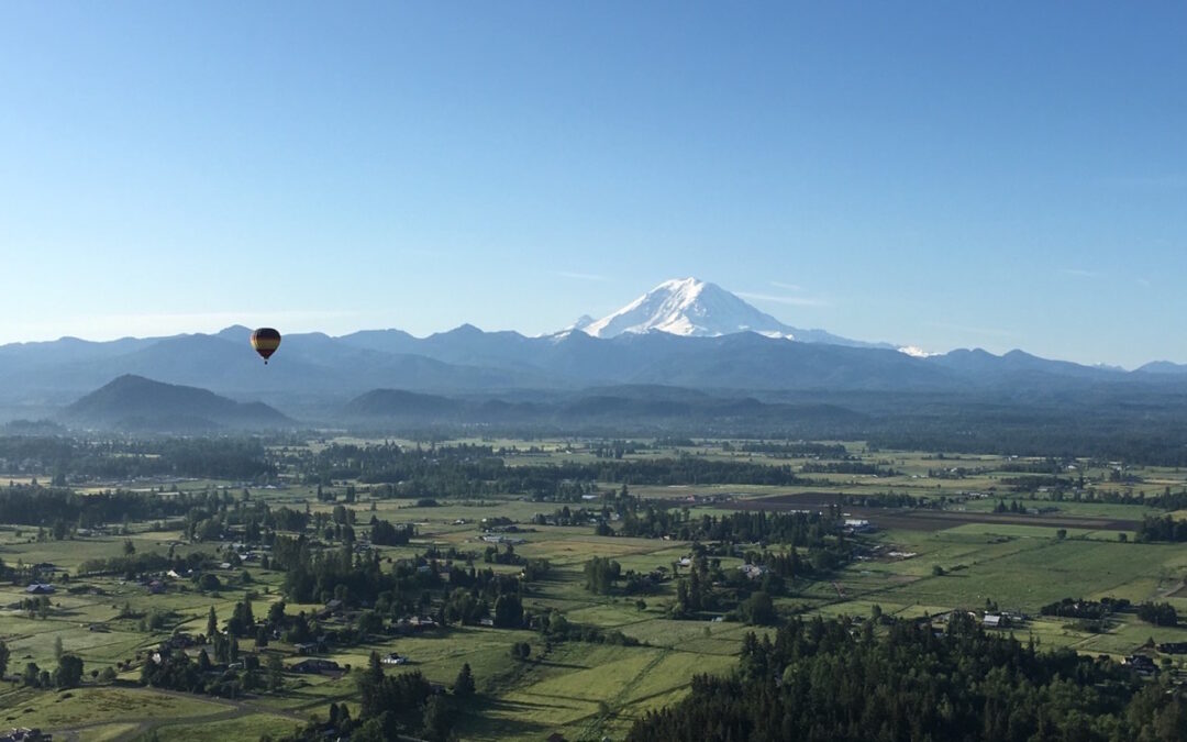 Sunrise or Sunset Flight? Guide To Selecting A Hot Air Balloon Ride In Seattle