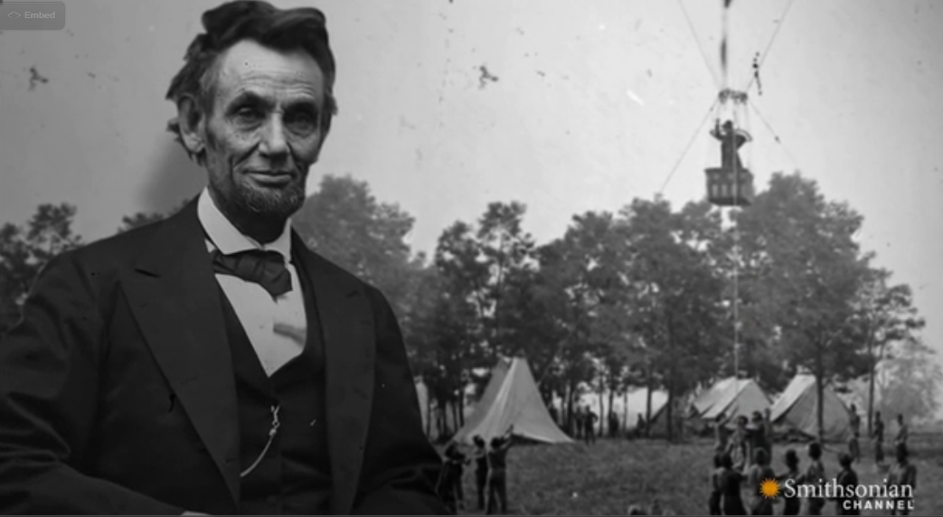 President Lincoln's Drones Could Fly 500 Miles in 1861