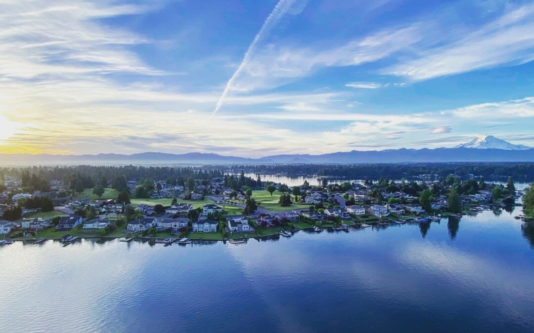 Hot Air Balloon Rides Mercer Island – Seattle Ballooning