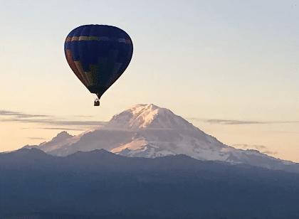 Seattle Hot Air Balloon Rides