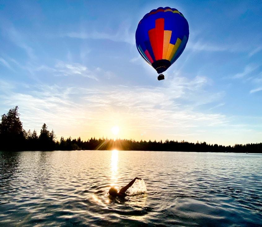 Kirkland Hot Air Balloon