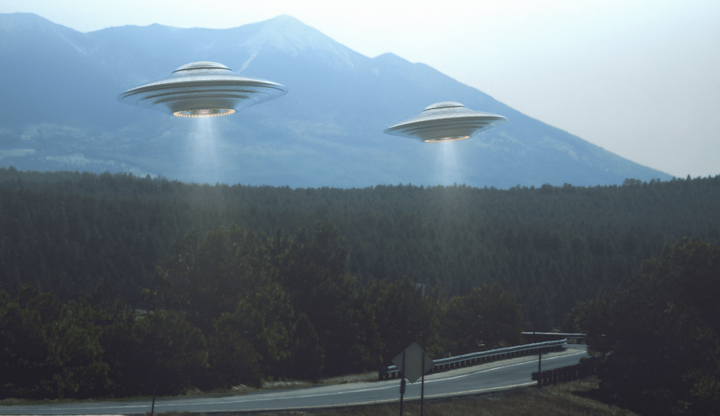 UFO sighting washington state