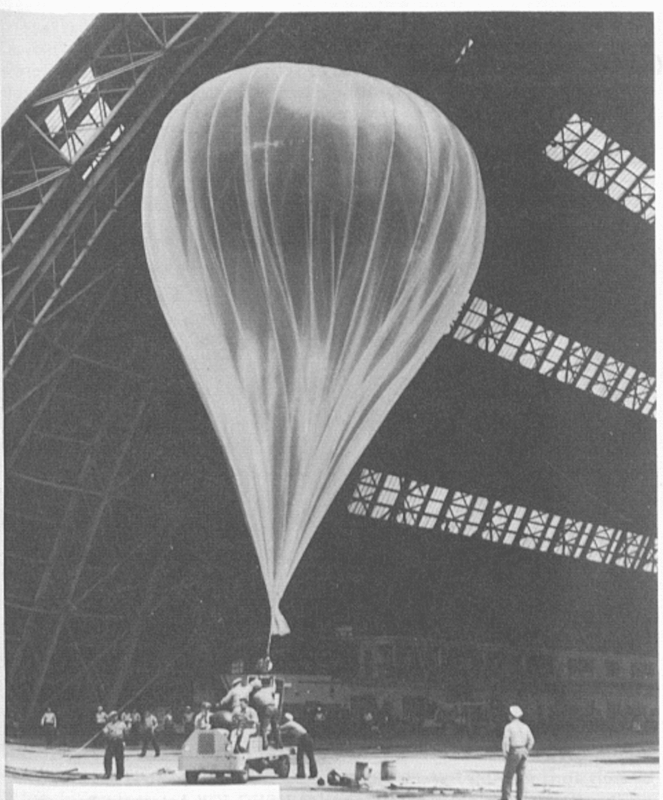 Rosewell incident weather balloon