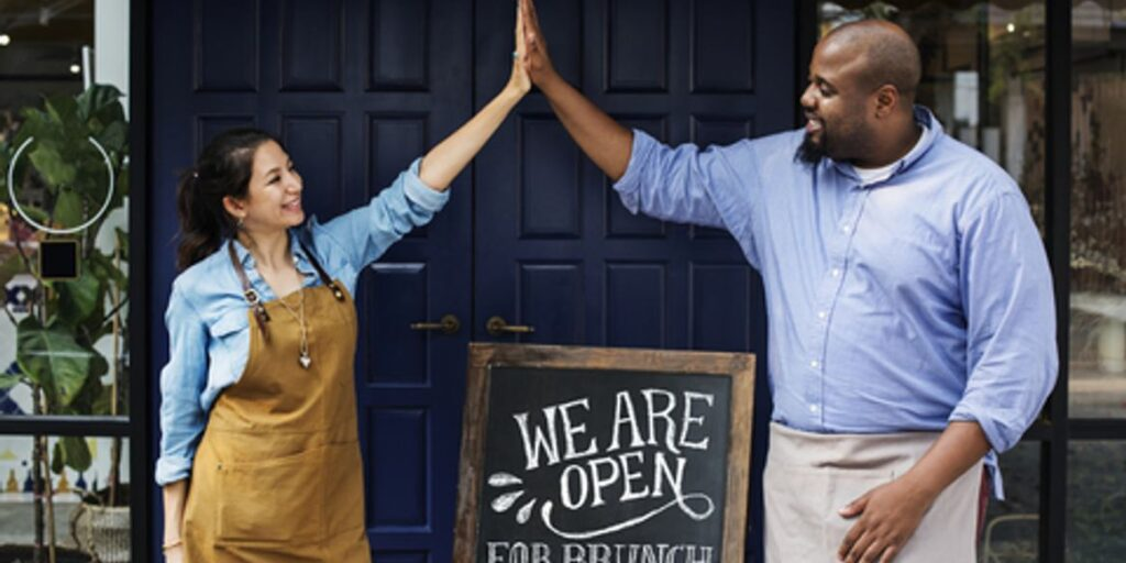 Serving self-employed workers & small businesses