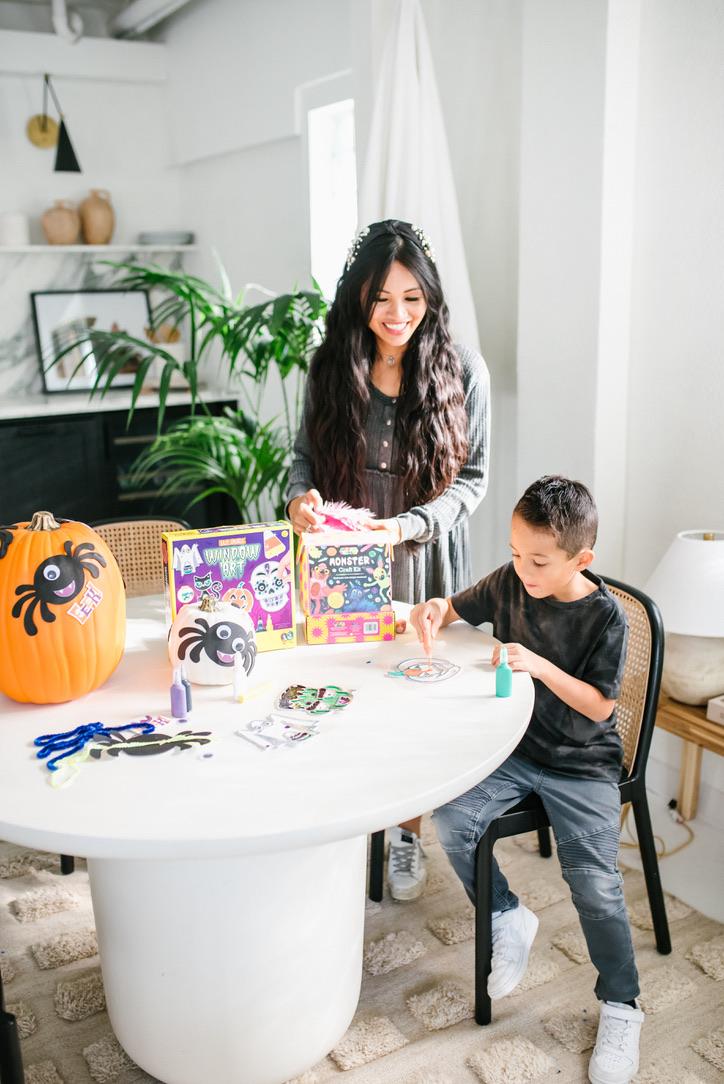 Halloween crafts, Walmart, Halloween Kid's Crafts