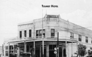 A Tourist Hotel