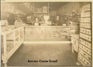 An image of the Antonio Cristini Store