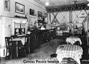 An image of the Crystal Palace Interior