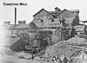 An image of the Tombstone Mills