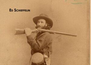 A portrain shot of Ed Schieffelin