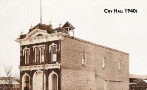 The City Hall 1940s