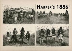 An image of indigenous folk
