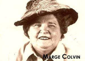 An image of Marge Colvin