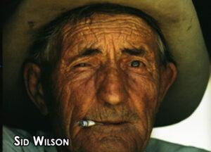 An image of Sid Wilson