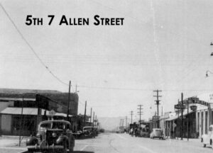 A view of the 5th 7 Allen Street