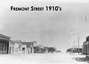 A view of Fermont street