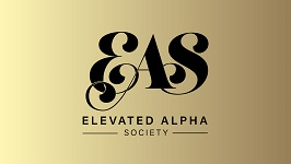 Elevated Alpha Society Logo