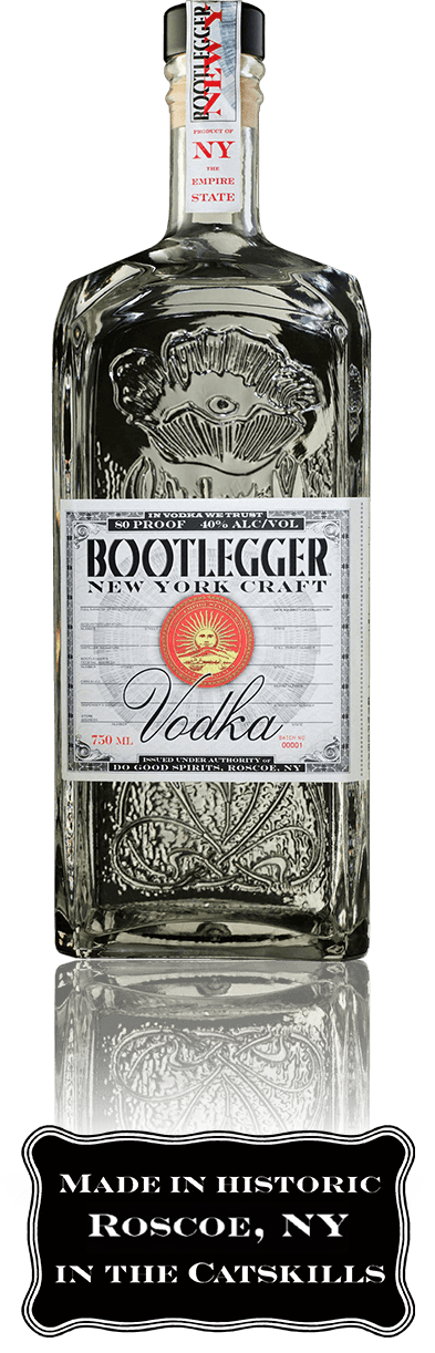 Bootlegger New York Craft Vodka