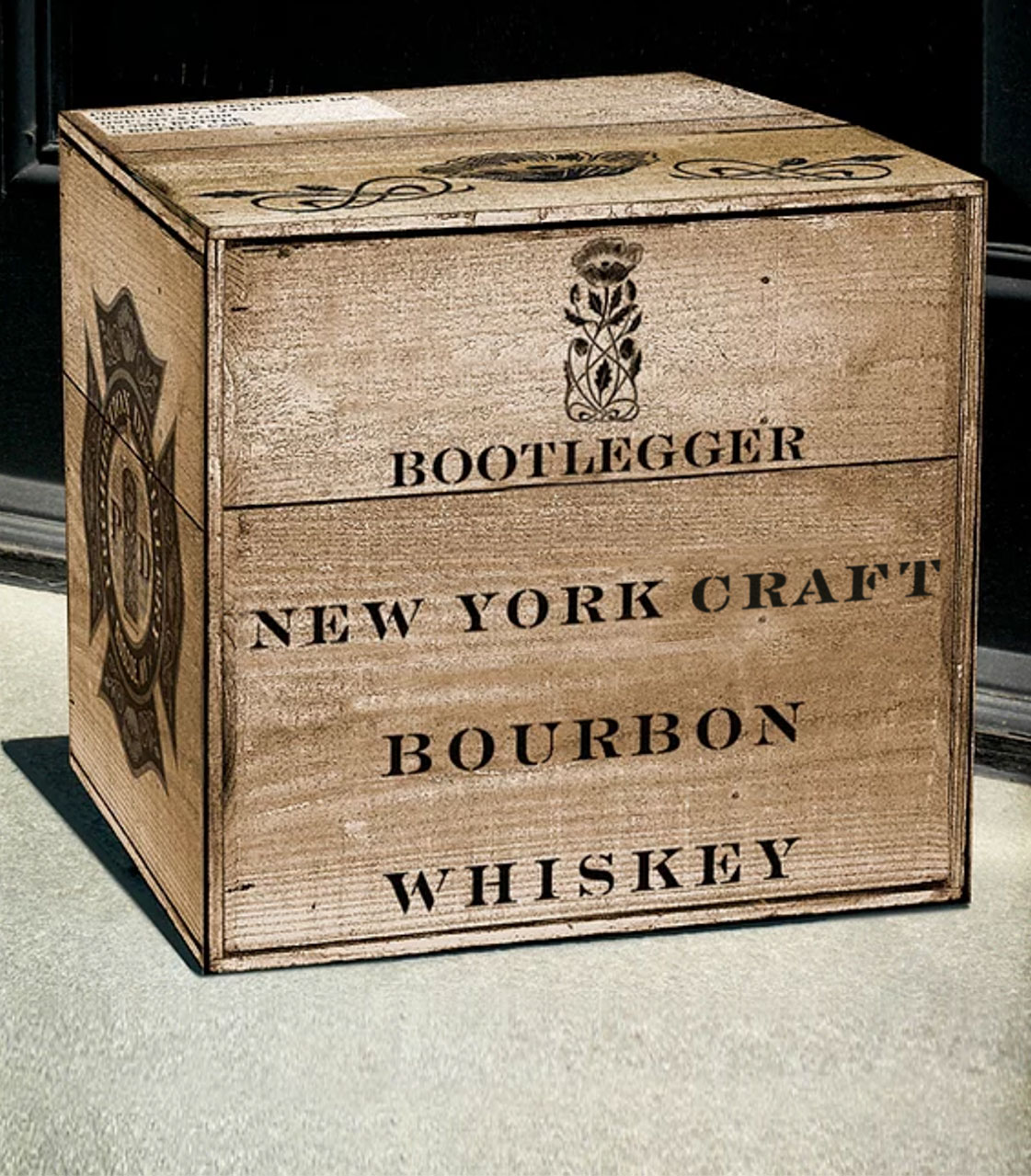 Bootlegger New York Craft Bourbon