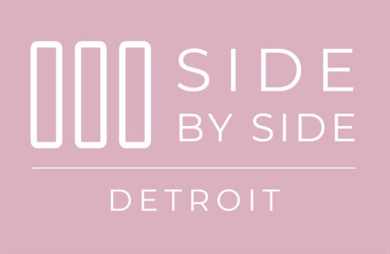 Logo for Side by Side-Detroit