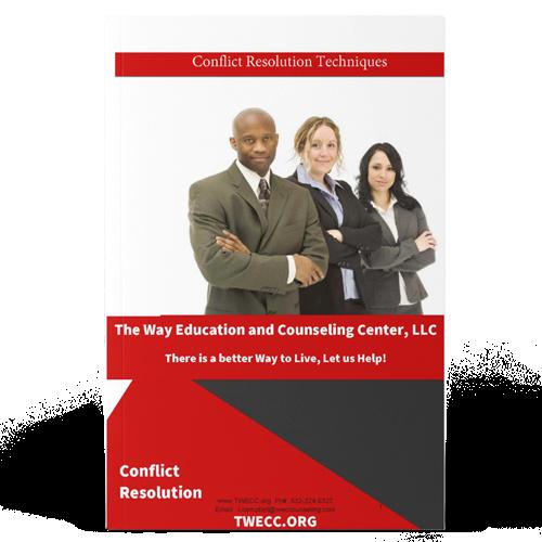 Conflict Resolution Techniques e-book