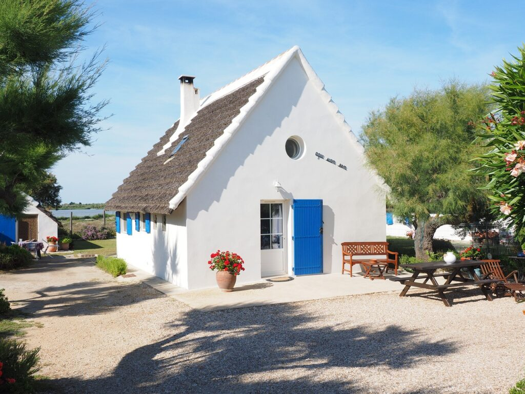 holiday house, cottage, saintes-maries-de-la-mer