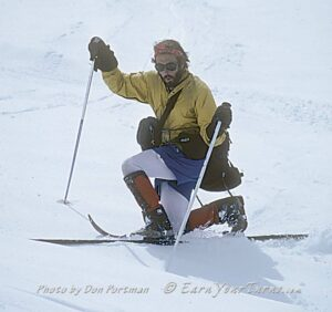 Telemark Gear for Newbies Classic Old School Style