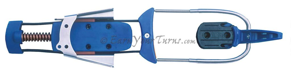 Original Hammerhead Telemark Binding 22 Designs Rainey Designs