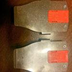 22 Designs Outlaw NTN binding Flex plate crack