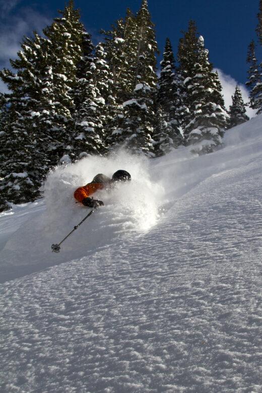 Ski Solitude Mountain Resort Utah Powder