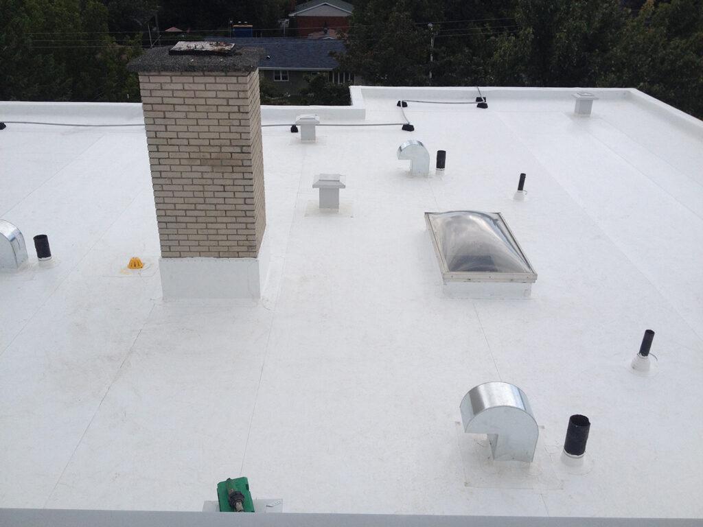 Versico TPO Flat Roof