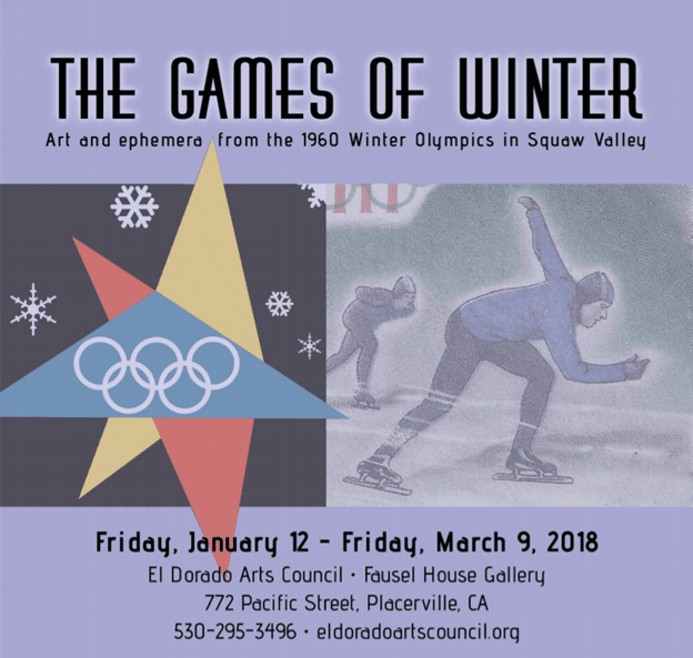 The Games of Winter Poster