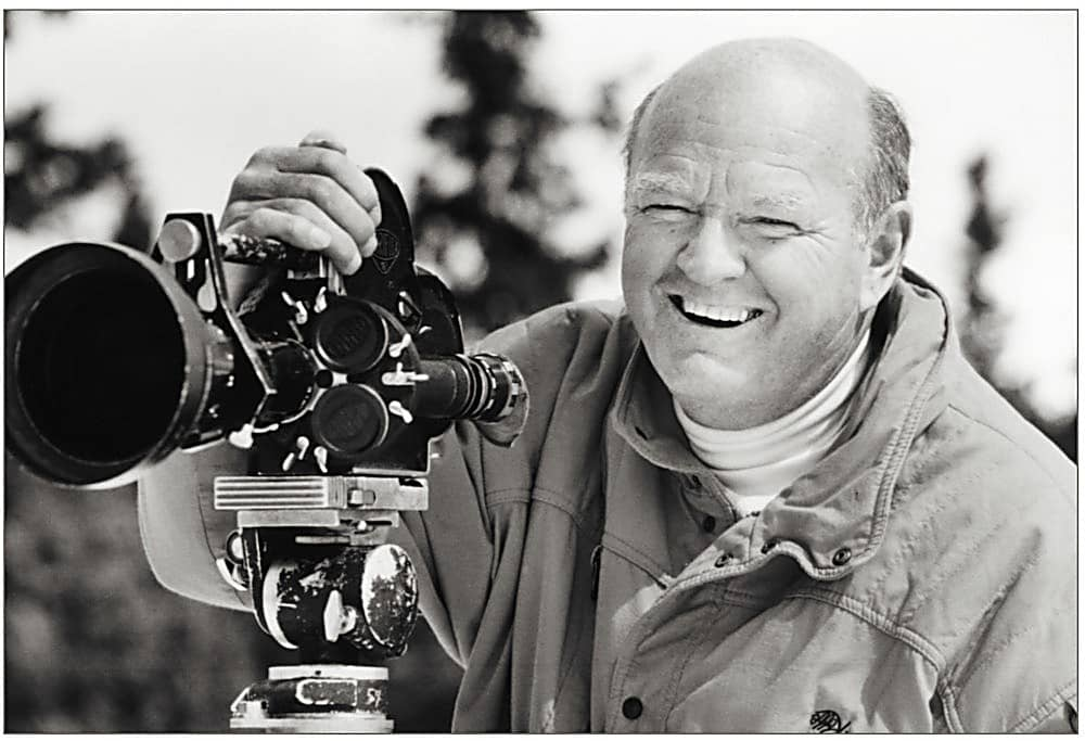 Rest in peace Warren Miller ~ you will always be remembered!