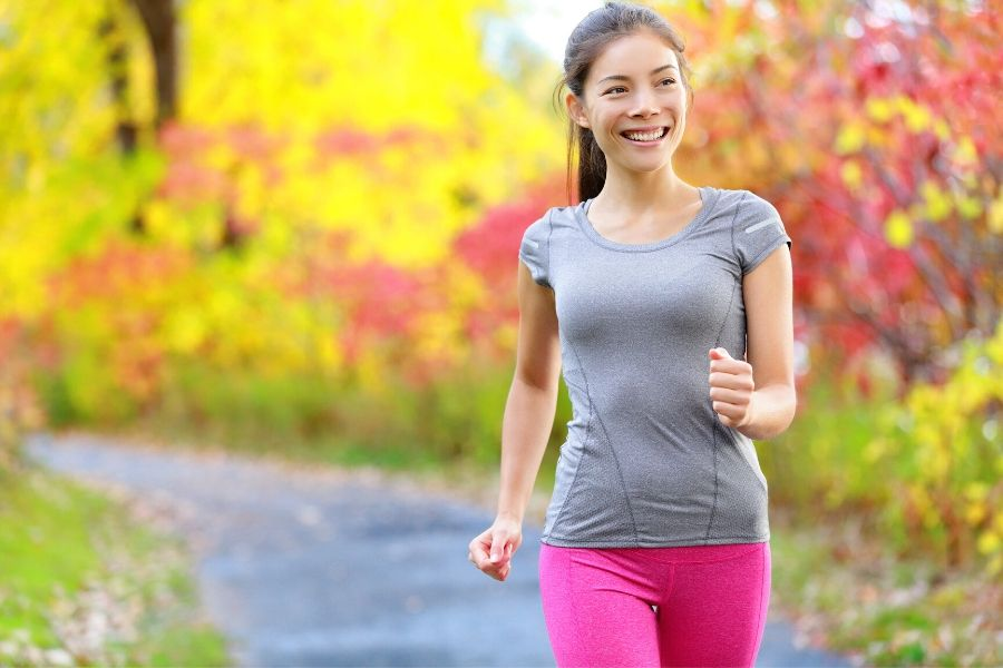 Walking Daily Benefits