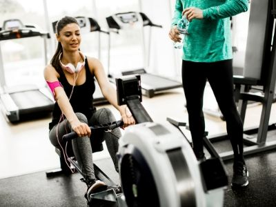 8 Reasons To Hop On Indoor Rowing
