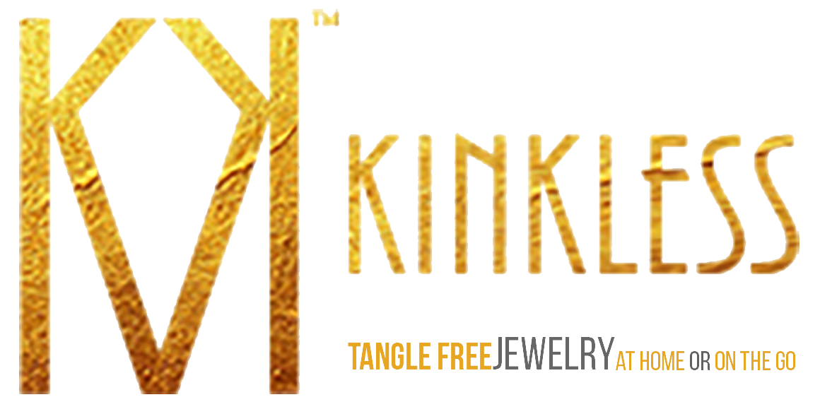Kinkless | Keeping your jewelry, kink, tangle and tarnish free at home or on the go