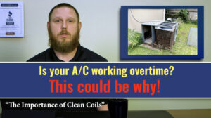 dirty coils are damaging your ac unit