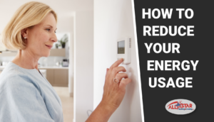 How to Reduce Energy Usage All Year Round