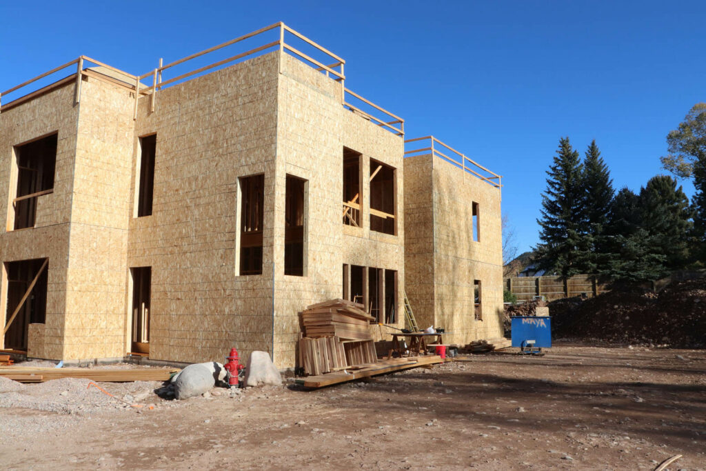Sopris Lodge Construction Updates Novmeber 2019