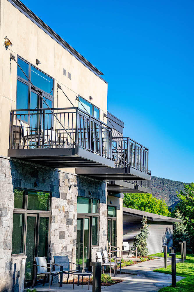 Sopris Lodge - Commercial Construction Aspen Built