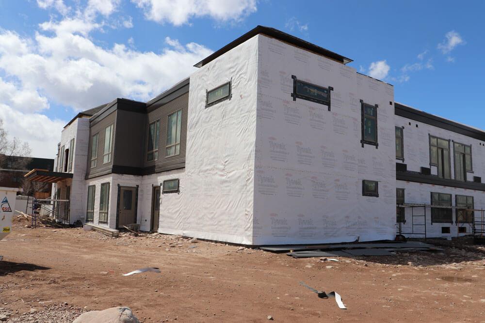 Sopris Village Carbondale Commercial Construction