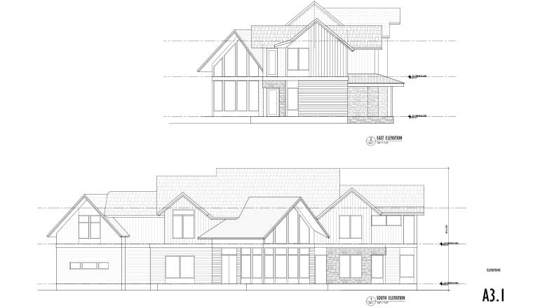 elevations by aspen built homes