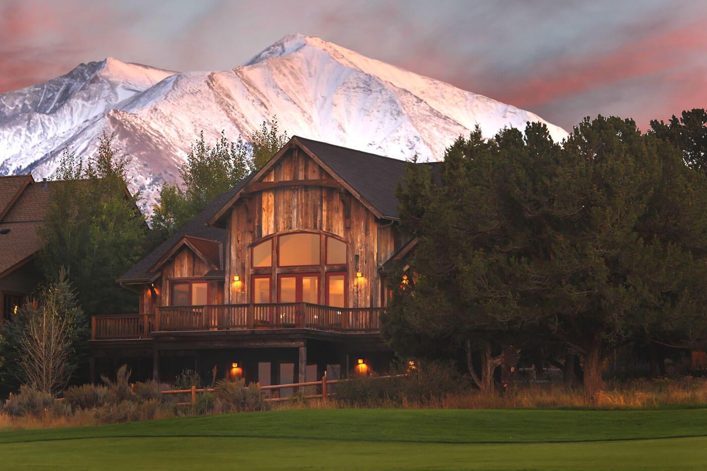 Luxury Aspen Colorado Construction Renovation